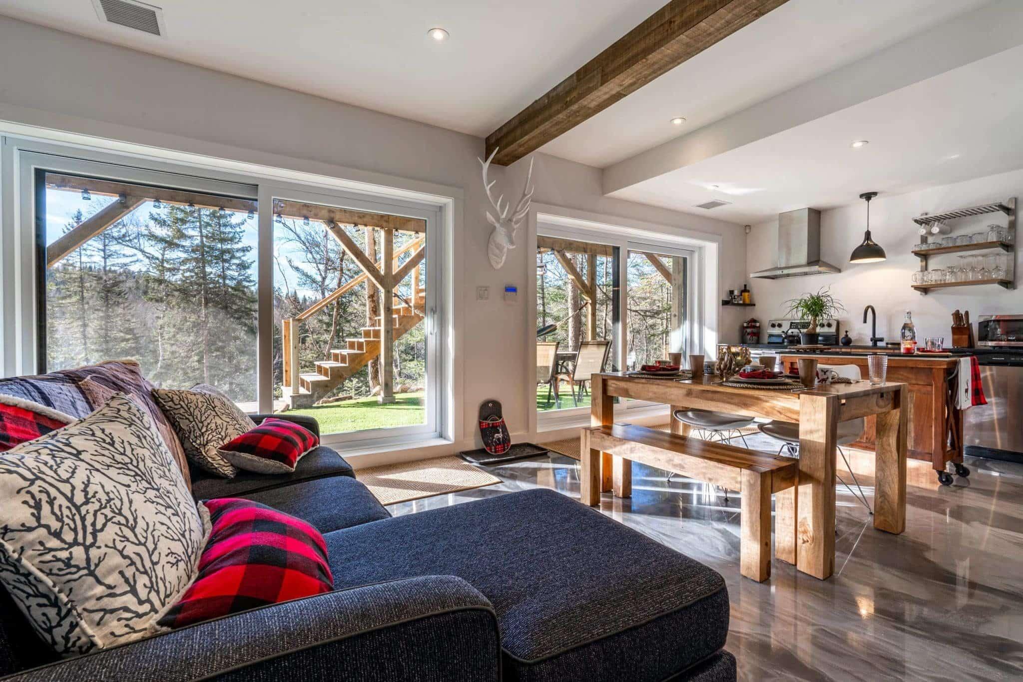Loft privé dans notre resort spa dans Lanaudière