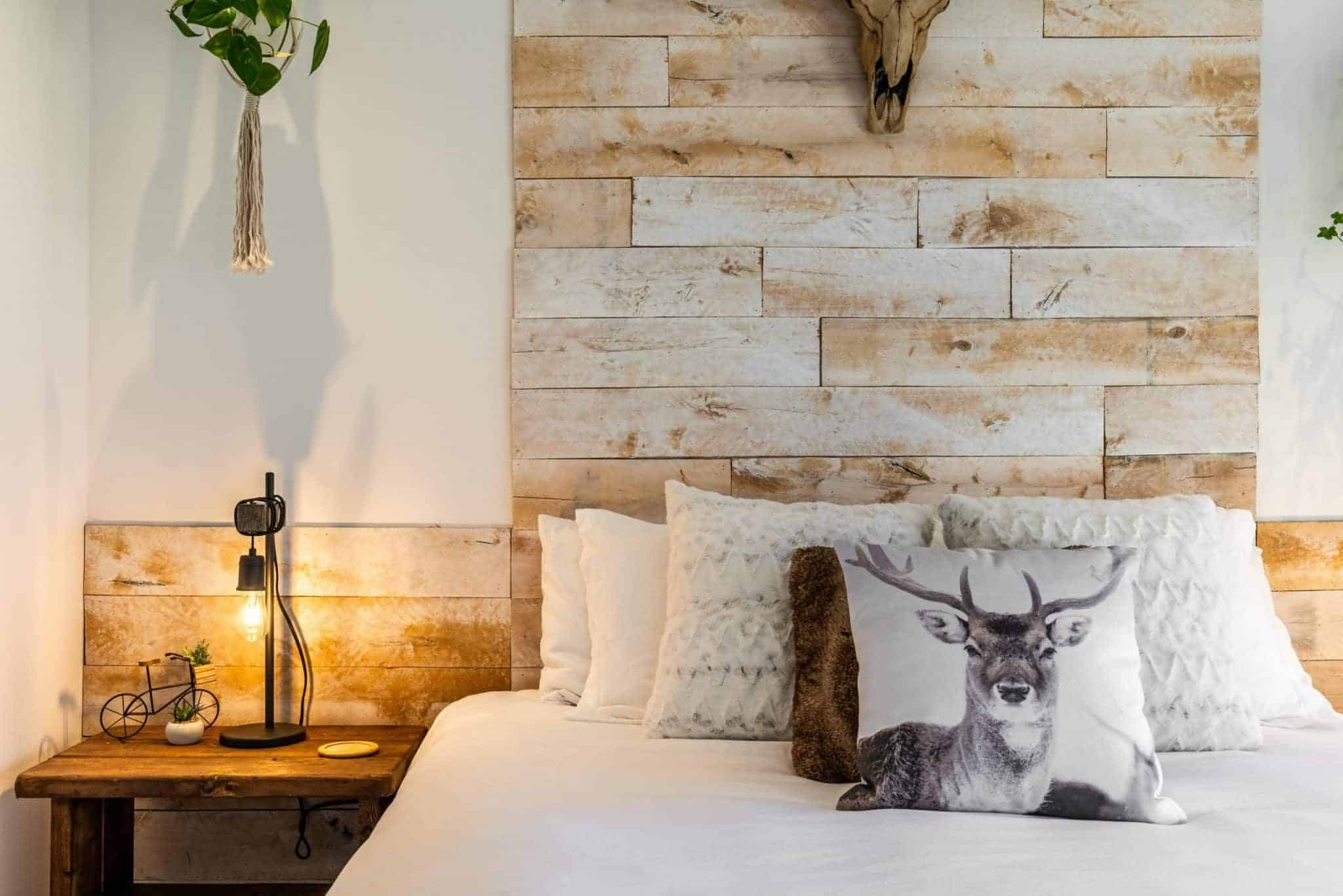 Luxueuse suite à louer au M Resort & Spa, bed & breakfast